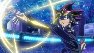 Yu-Gi-Oh! The Dark Side of Dimensions screen 02