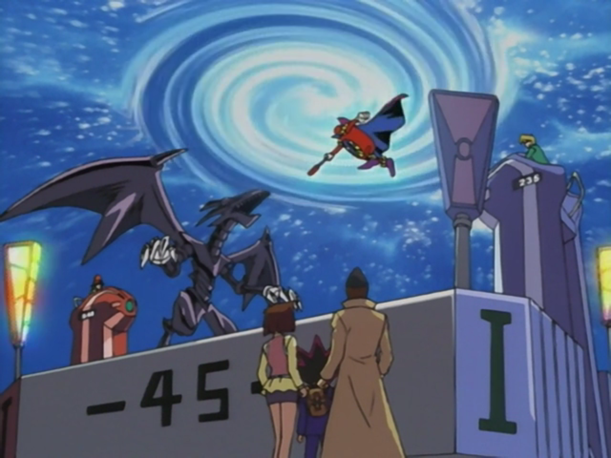 S1 12 Trial By Red Eyes Part 2 YuGiOh World