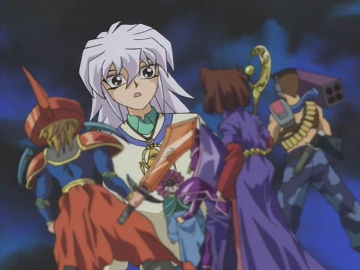 Anime Light Swordsman