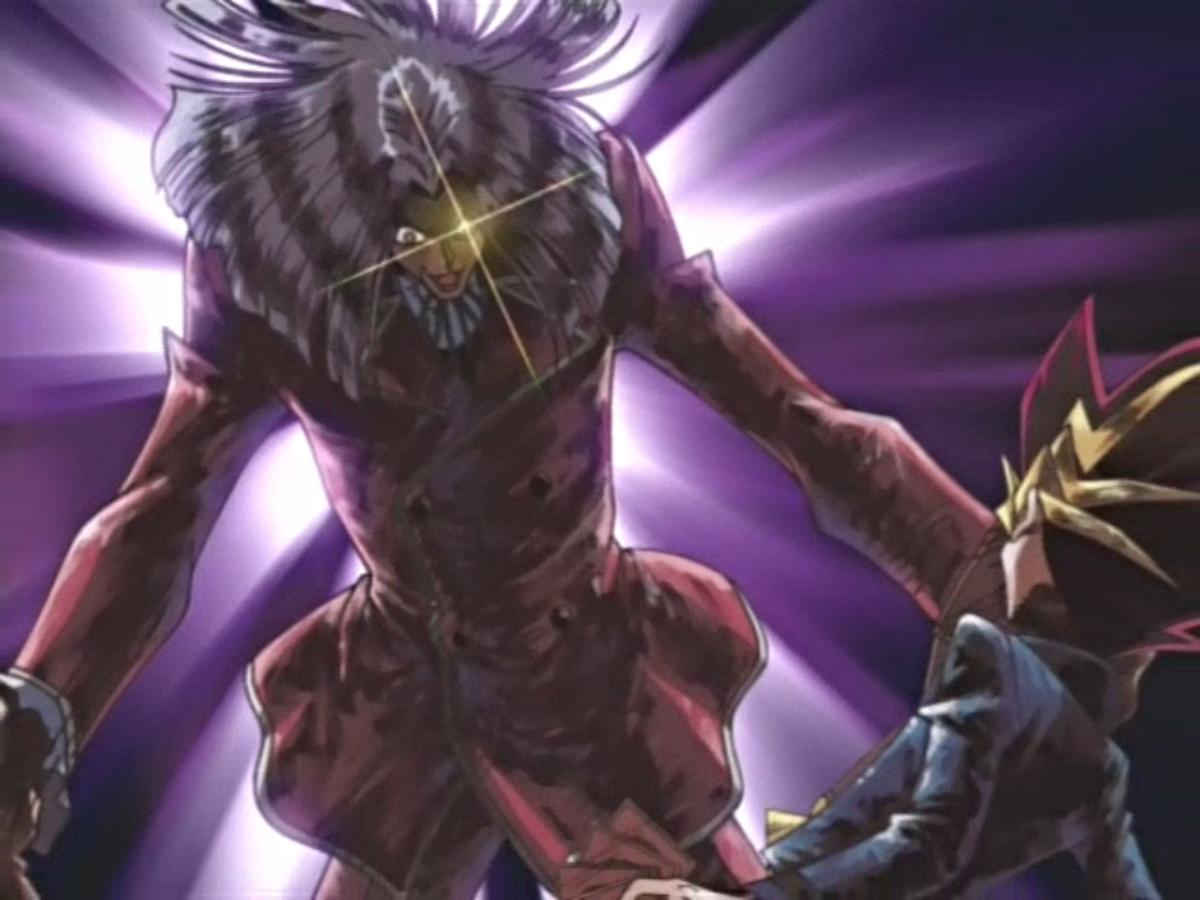 S1 35 Yugi Vs Pegasus Match Of The Millennium Part 1