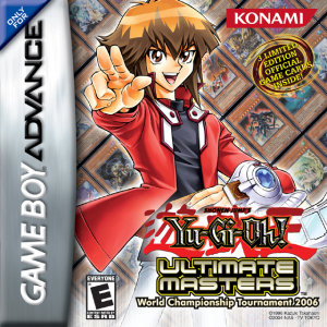 Yu-Gi-Oh! Ultimate Masters: World Championship Tournament 2006 box usa