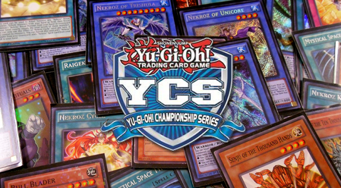 Yu-Gi-Oh! Championship Series Heads Back to California
