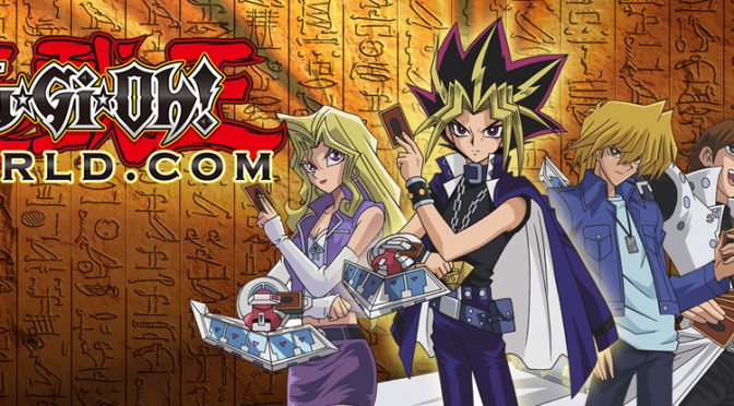 YuGiOH! World Facebook and Twitter Pages