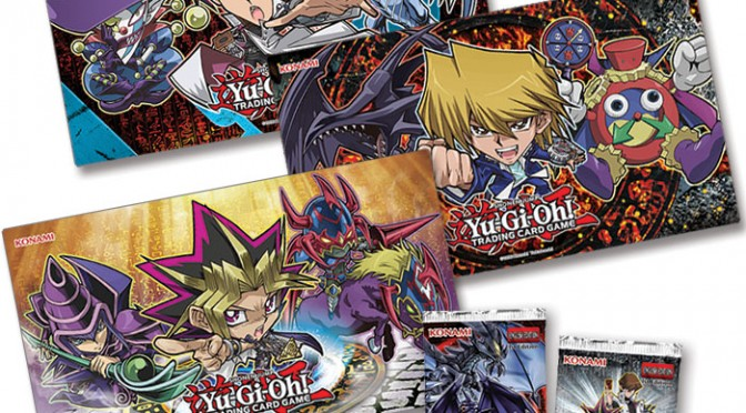 Konami Highlights Yu-Gi-Oh! TRADING CARD GAME Holiday Offerings