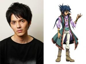 Kento Hayashi to voice Aigami character