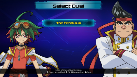 Yu-Gi-Oh! Legacy of the Duelist screenshot 01