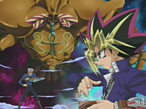 Yugi VS the Rare Hunter (1)