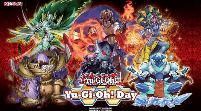 2015 YGO Day GameMat vissal