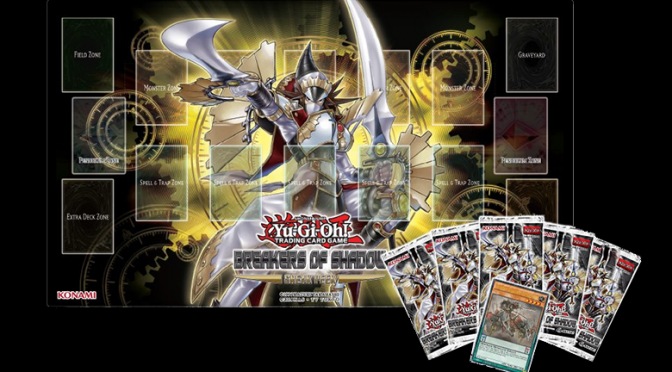 Yu-Gi-Oh! TCG January Product Releases