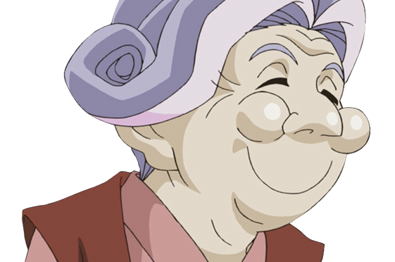 Haru Tsukumo aka: Grandmother