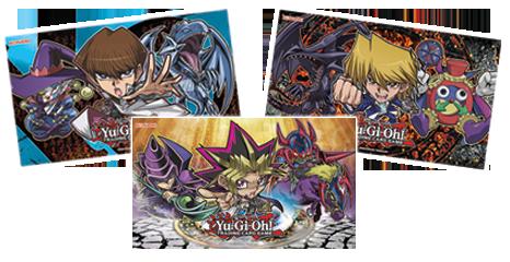 Yu-Gi-Oh! Duelist Kingdom Chibi Game Mats