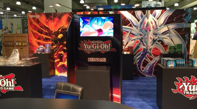 Konami is ready for New York Toy Fair at Booth 4925