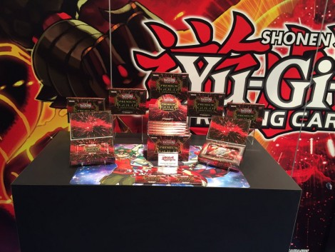 Konami Yu-Gi-Oh! TCG booth at the International Toy Fair in New York! 03