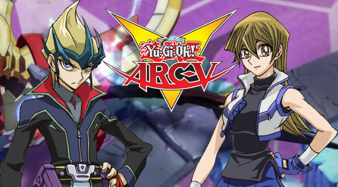 "Updated Designs For ""Yu-Gi-Oh! Arc-V "" Returning Characters"