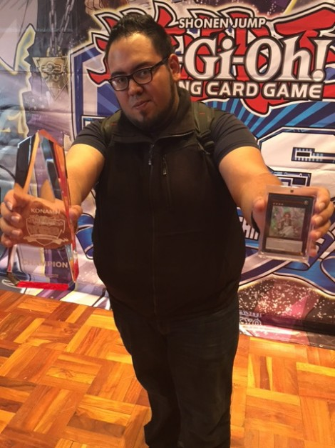 YCS San José Champion: Alejandro Garcia Moreno