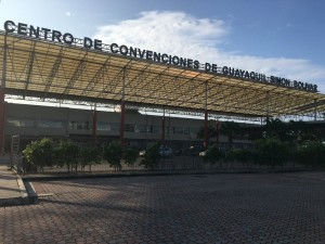 centro de convenciones de guayaquil simon bolivar - uds venue