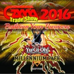 Yu-Gi-Oh! TCG PRODUCTS AT GAMA TRADE SHOW promo