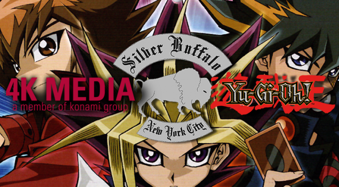 Silver Buffalo inks multi-category Yu-Gi-Oh! deal