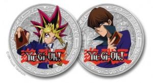 NZ Mint Yu-Gi-Oh! coins 2016-03-01