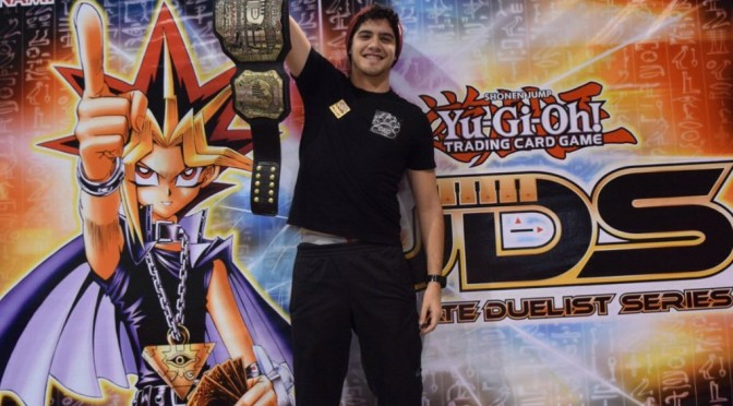 Juan Sebastian Andrade earns an epic win at the Ultimate Duelist Series in Guayaquil, Ecuador