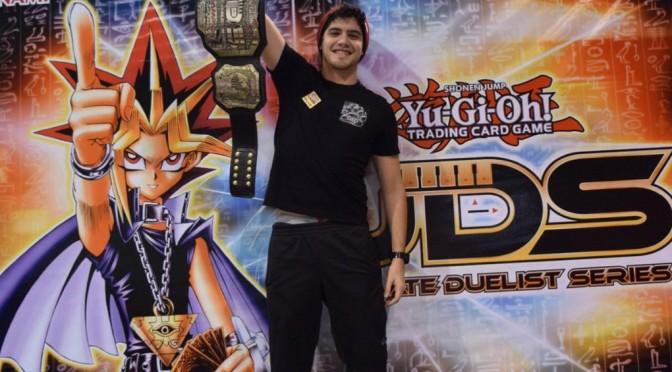 uds invitational equador winner Juan Sebastian Andrade, from Guayaquil, Ecuador