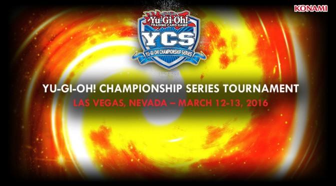 Konami to Live Stream Yu-Gi-Oh! YCS Las Vegas