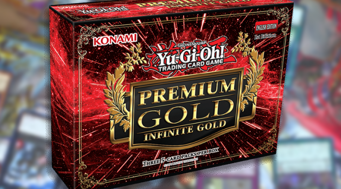 Konami Announces the March 18 release of Premium Gold: Infinite Gold
