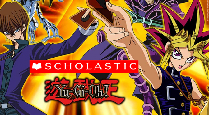 4K Media Signs Publishing Deal with Scholastic for Yu-Gi-Oh! Official Handbook