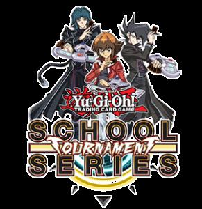 Yu-Gi-Oh! TRADING CARD GAME School Tournament Series logo