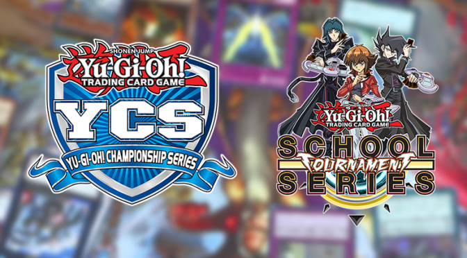 The Yu-Gi-Oh! TCG School Tournament Series 2018
