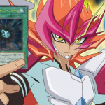 ZEXAL II activating Numeron Code