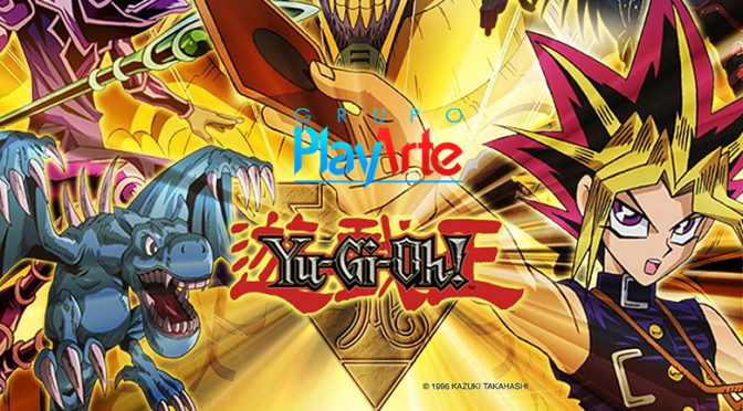 Yu-Gi-Oh! Duel Monsters Rolls Out on Brazilian Home Video