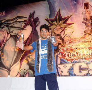 ycs santiago Winner Nicolas Gonzalo Godoy