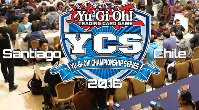 Winners Crowned at the Yu-Gi-Oh! CHAMPIONSHIP SERIES SANTIAGO