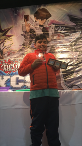 ycs santiiago Dragon Duel Champion Agustin Mallea Velasquez