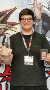 YCS Origins Champion Jake Phinney