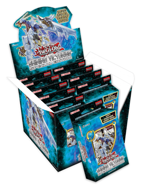 SHINING VICTORIES SPECIAL EDITION DISPLAY EN Mock