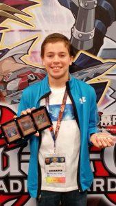 YCS Origins DD Champion Zach