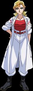 Yoko Sakaki fullbody