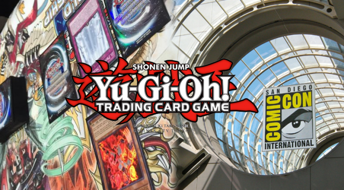 Yu-Gi-Oh! Extravaganza – Comic-Con International: San Diego