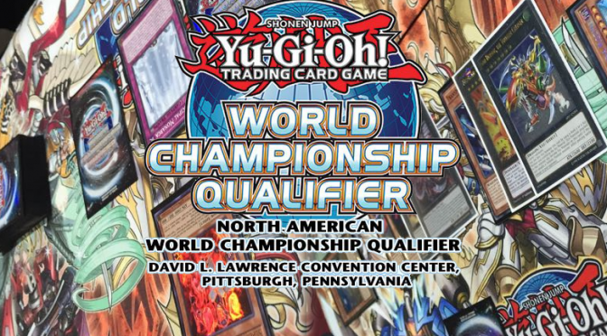 Yu-Gi-Oh! TRADING CARD GAME North American World Championship