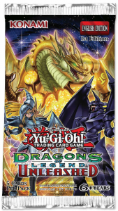 Dragons of Legend -Unleashed- DRL3 Booster EN