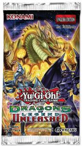 Dragons of Legend -Unleashed- DRL3 Booster EN