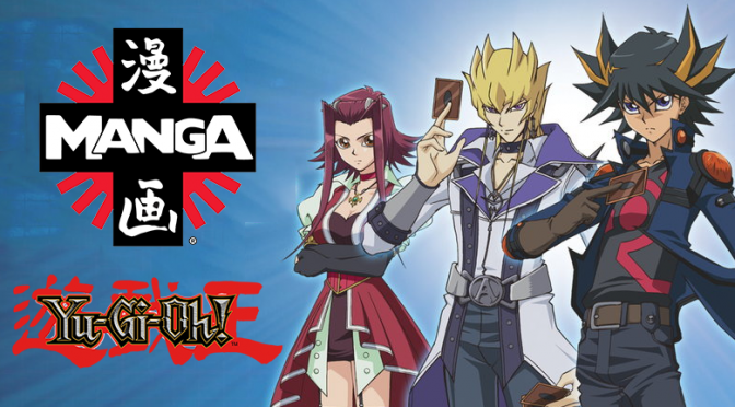 U.K. Consumer Response to Yu-Gi-Oh! Duel Monsters Brings Manga Entertainment Back for More