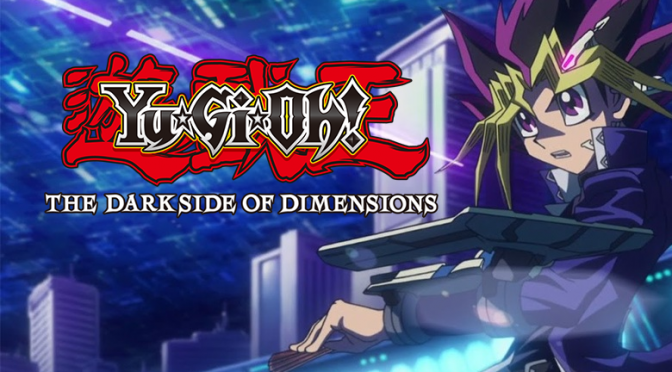 Yu-Gi-Oh Darkside Of Dimensions