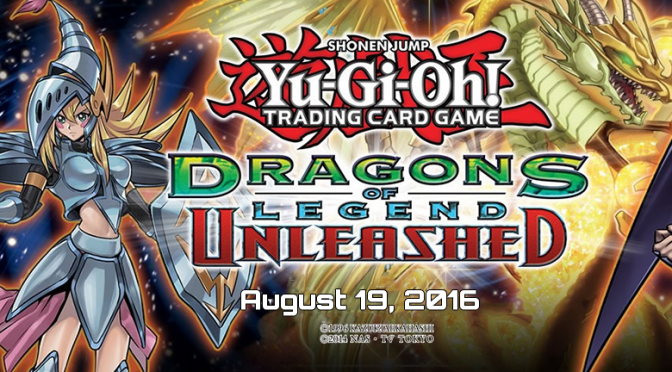 Dragons of Legend Unleashed