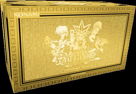 legendary decks ii box