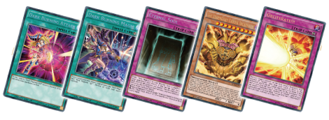 legendary decks ii support cards for yugis dark magician