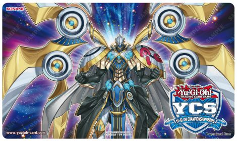 YCS 2016-17 Top Cut Game Mat Number 93 Utopia Kaiser