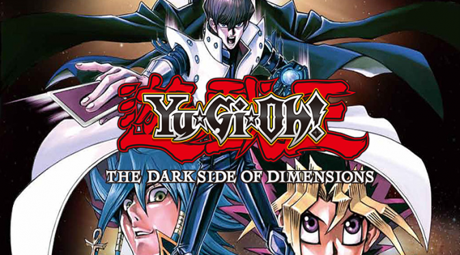 Win Voiceover Role in New Yu-Gi-Oh! THE DARK SIDE OF DIMENSIONS Movie at YCS Minnesota